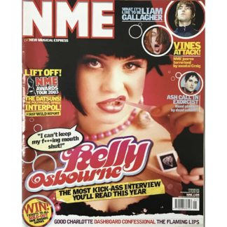 NME ( New Musical Express) - 1st February 2003