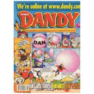 1st February 2003 - The Dandy - issue 3193