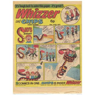 Whizzer and Chips - 14th June 1975