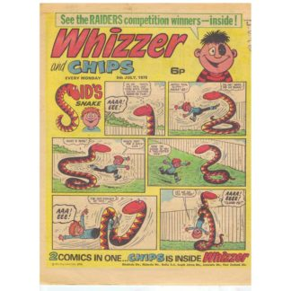 Whizzer and Chips - 5th July 1975