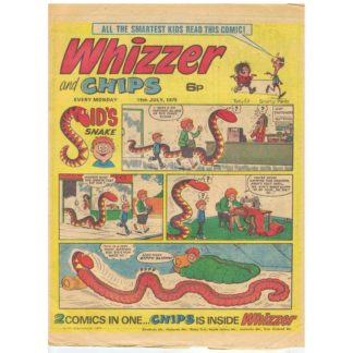 Whizzer and Chips - 19th July 1975