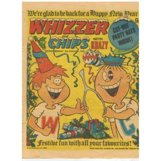 Whizzer and Chips - 6th January 1979