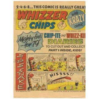 Whizzer and Chips - 13th January 1979