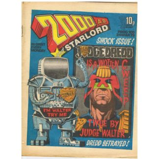 2000 AD and Star Lord - 24th March 1979 - issue 105
