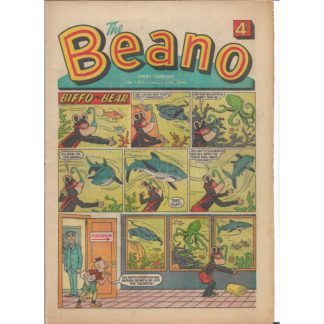 The Beano - 17th January 1970 - issue 1435