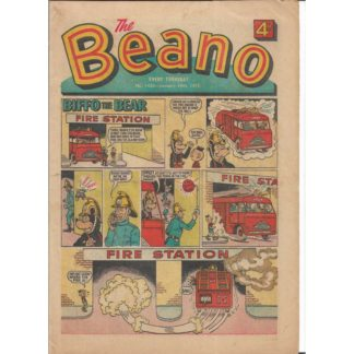 The Beano - 24th January 1970 - issue 1436