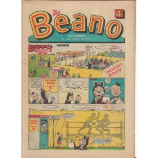 The Beano - 7th February 1970 - issue 1438