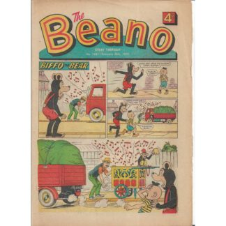 The Beano - 28th February 1970 - issue 1441