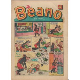 The Beano - 4th April 1970 - issue 1446