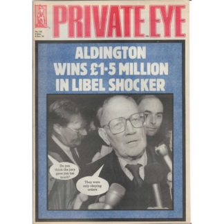 Private Eye - 8th December 1989 - issue 730