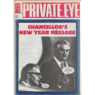 Private Eye - 1st January 1993 - issue 810