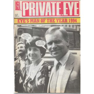 Private Eye - 30th December 1994 - issue 862