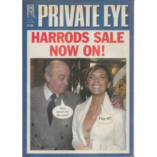Private Eye - 11th January 2002 - issue 1045