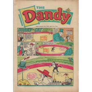 The Dandy comic - 21st May 1966 - issue 1278