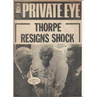 Private Eye - 14th May 1976 - issue 376