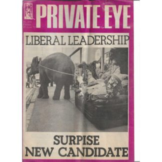 Private Eye - 25th June 1976 - issue 379