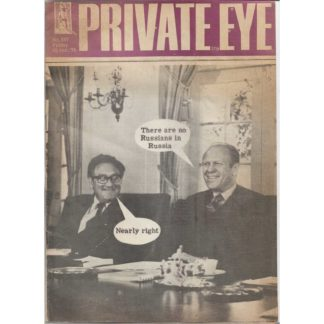 Private Eye - 15th October 1976 - issue 387