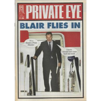 Private Eye - 7th January 2005 - issue 1123