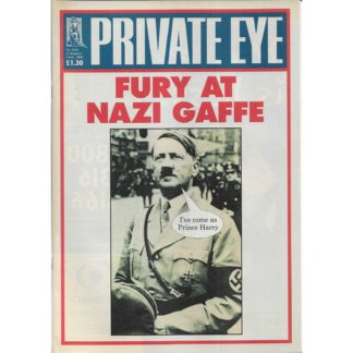 Private Eye - 21st January 2005 - issue 1124