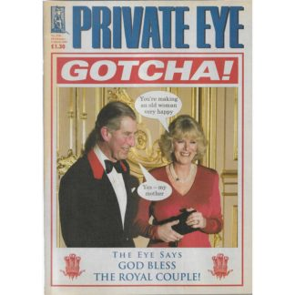 Private Eye - 18th February 2005 - issue 1126