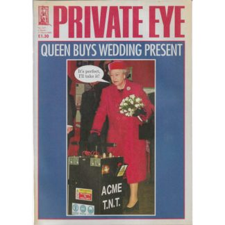 Private Eye - 4th March 2005 - issue 1127