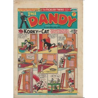 The Dandy - 14th March 1953 - issue 590