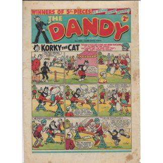 The Dandy - 27th June 1953 - issue 605