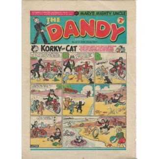 The Dandy - 22nd August 1953 - issue 613