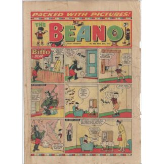 The Beano - 26th March 1955 - issue 662