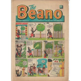 The Beano - 19th May 1962 - issue 1035