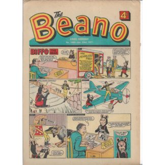 The Beano - 23rd January 1971 - issue 1488