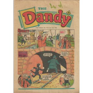 The Dandy – 2nd March 1963 – issue 1110