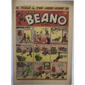 26th January 1957 - The Beano - issue 758