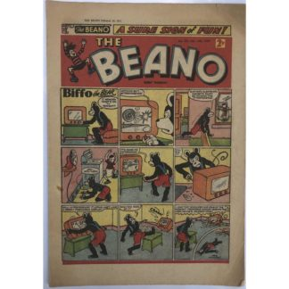 16th February 1957 - The Beano - issue 761