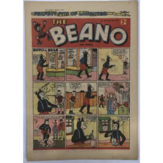 2nd March 1957 - The Beano - issue 763