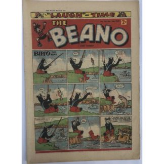 16th March 1957 - The Beano - issue 765