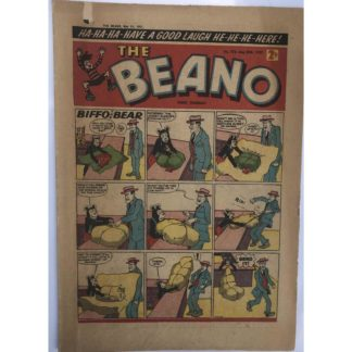 25th May 1957 - The Beano - issue 775
