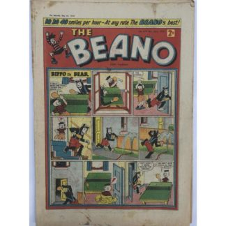 23rd May 1959 - The Beano - issue 879