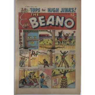 6th February 1960 - The Beano - issue 916