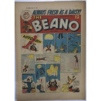 19th March 1960 - The Beano - issue 922