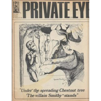 15th March 1968 - Private Eye magazine - issue 163
