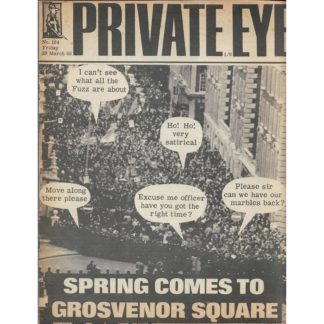 29th March 1968 - Private Eye magazine - issue 164
