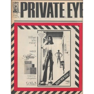 1st January 1971 - Private Eye magazine - issue 236