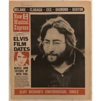 3rd April 1971 - NME (New Musical Express)