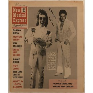 10th April 1971 - NME (New Musical Express)