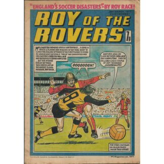 26th March 1977 - Roy of the Rovers