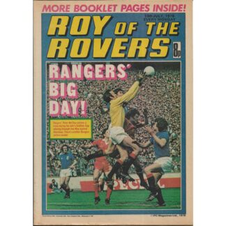 15th July 1978 - Roy Of The Rovers
