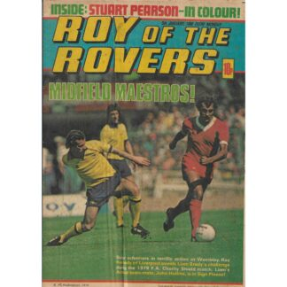5th January 1980 - Roy Of The Rovers