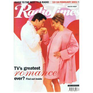 10th February 2001 - Radio Times - Friends