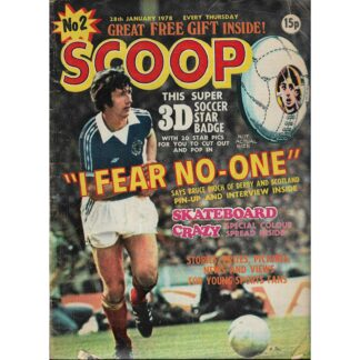 28th January 1978 - BUY NOW - Scoop comic - issue 2